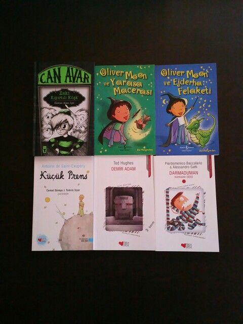Çocuk kitapları. ..