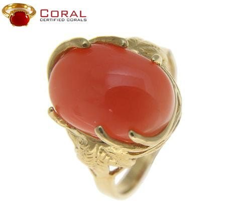 Make a #style statement with this #fascinating #coral #gold #ring from http://coral.org.in/ #jewelry #gemstonelover #elegant #stylish #ringlover #luxury #lifestyle
