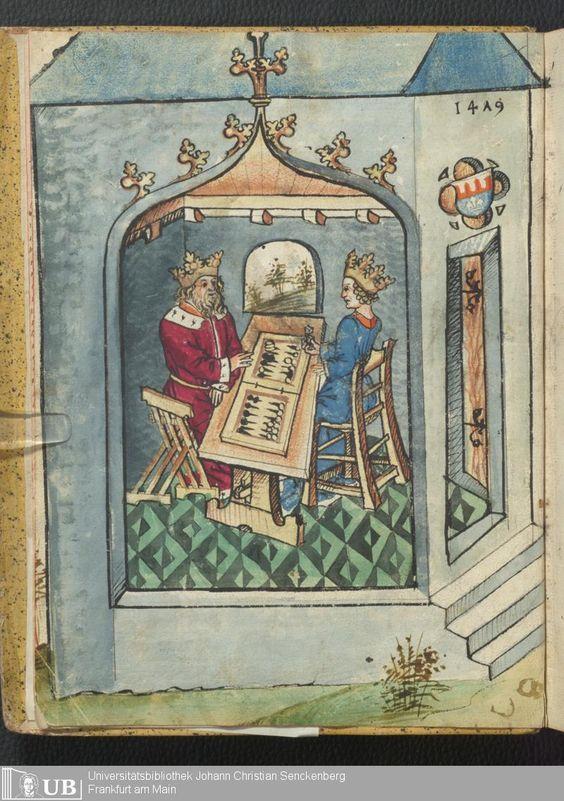 7 [1v] - Ms. germ. qu. 13 - Salman und Morolf - Page - Mittelalterliche Handschriften - Digitale Sammlungen [S.l.], [1479; 15. Jh. 2. Drittel]: