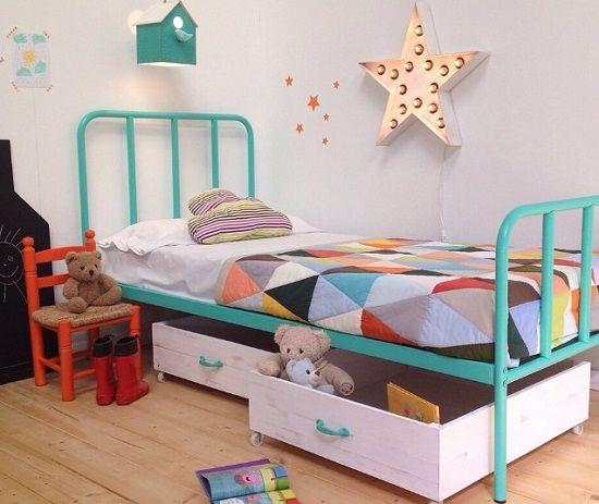 Best 20 camas ni os ideas on pinterest literas for Camas modernas para ninos