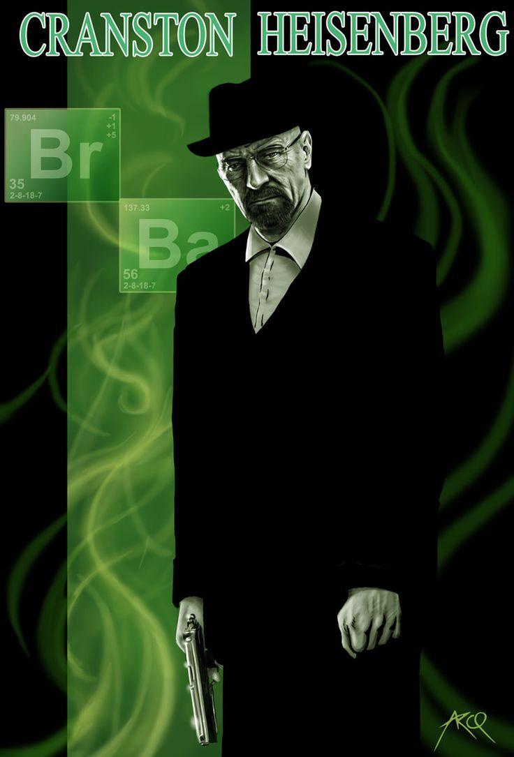 Heisenberg by ArcosArtin Los Angeles, CA