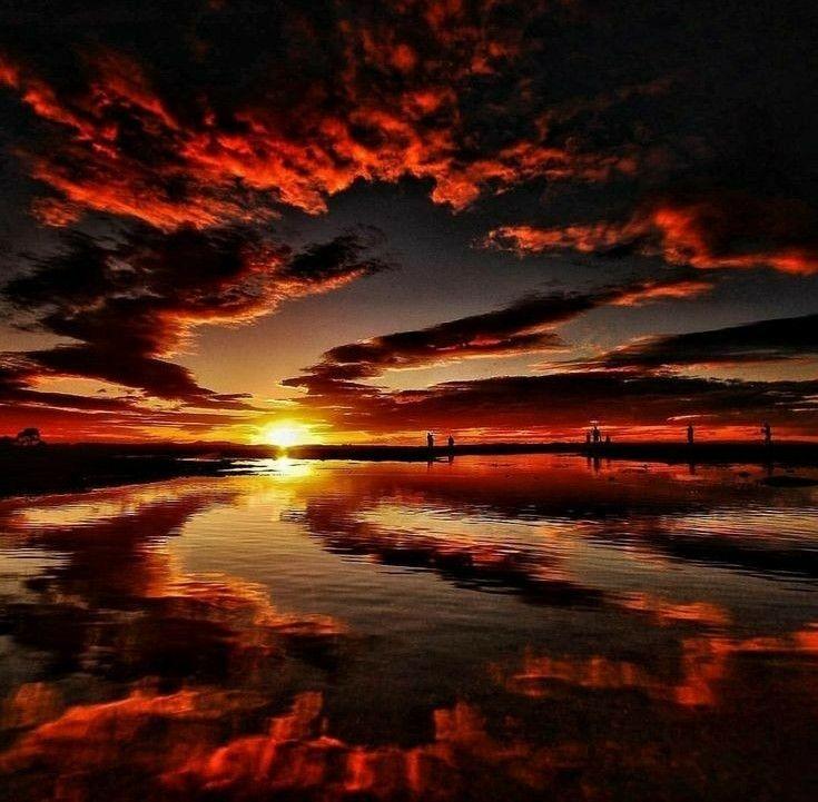 Absolutely Beautiful Nature Nature Photography Beautiful Sunrise