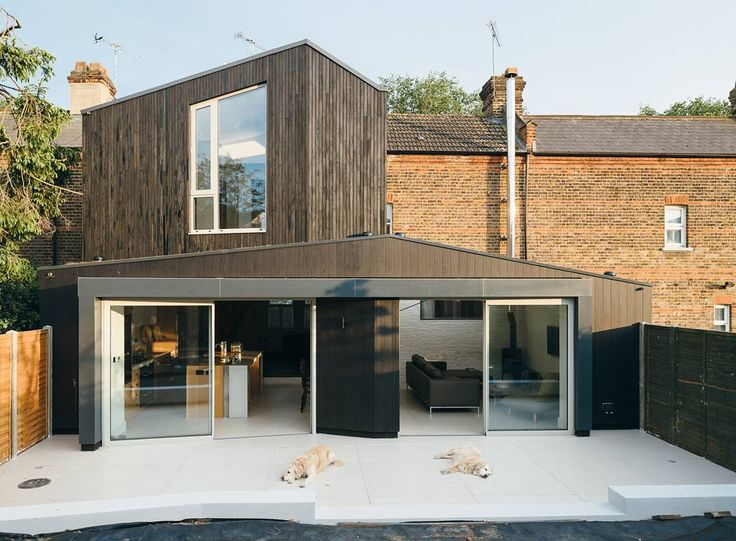 Our #blackridgehouse nearing completion too. More pics end of summer.