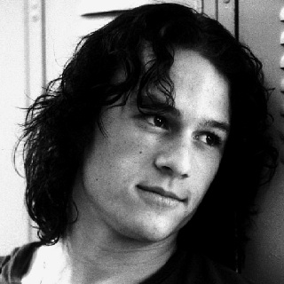 10 Things I Hate About You- Heath Leadger love him and this movie