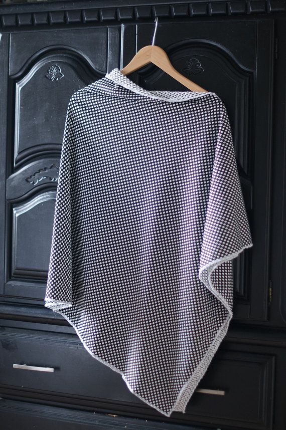 polka dot nursing shawl  nursing cover  by MyMikaHandmade on Etsy
