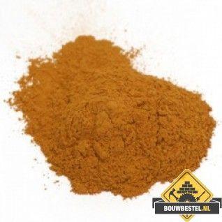 Cementkleurstof - Bruin (0,5kg)