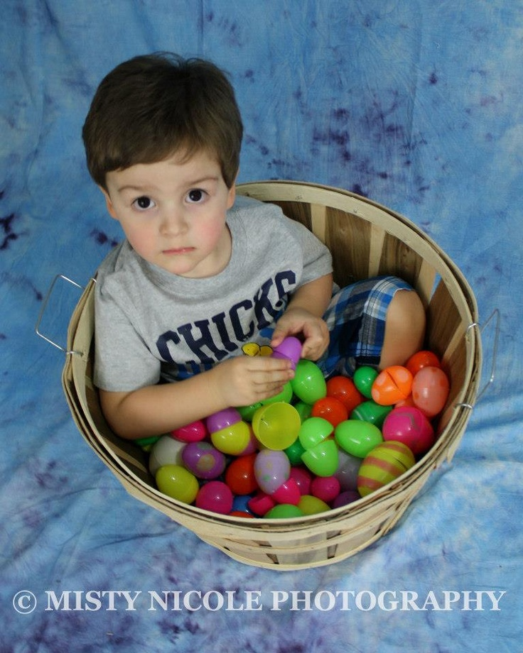 2 Year Old Boy Picture Idea Easter Picture Idea Easter Egg Ideas Easter Ba