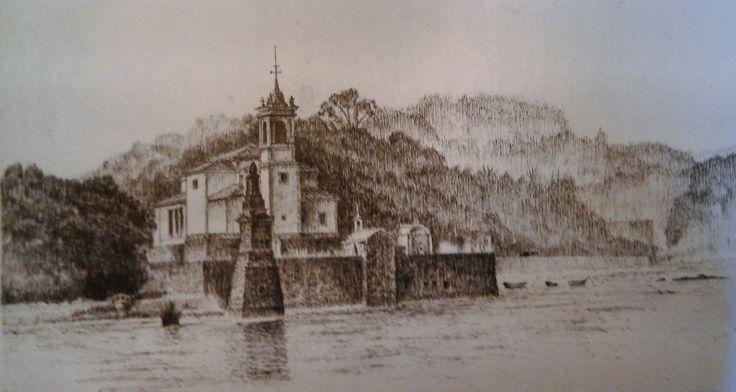 Iglesia Niembro Barro Llanes Asturias