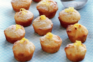 Lemon yoghurt muffins http://www.taste.com.au/recipes/23777/lemon+yoghurt+muffins