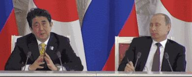 In honor of the Olympics in Russia, I present you with my all-time favorite Putin gif. - Imgur