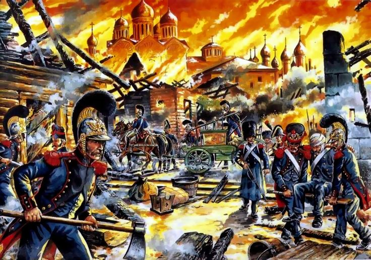 napoleon storming bastille