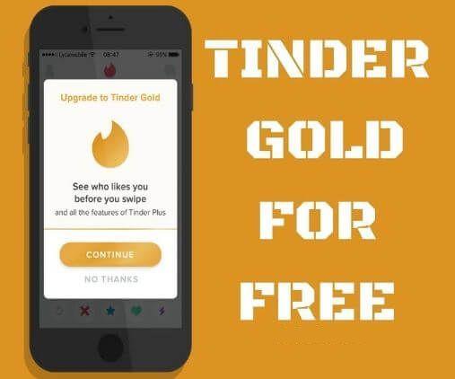 Tinder premium free ios