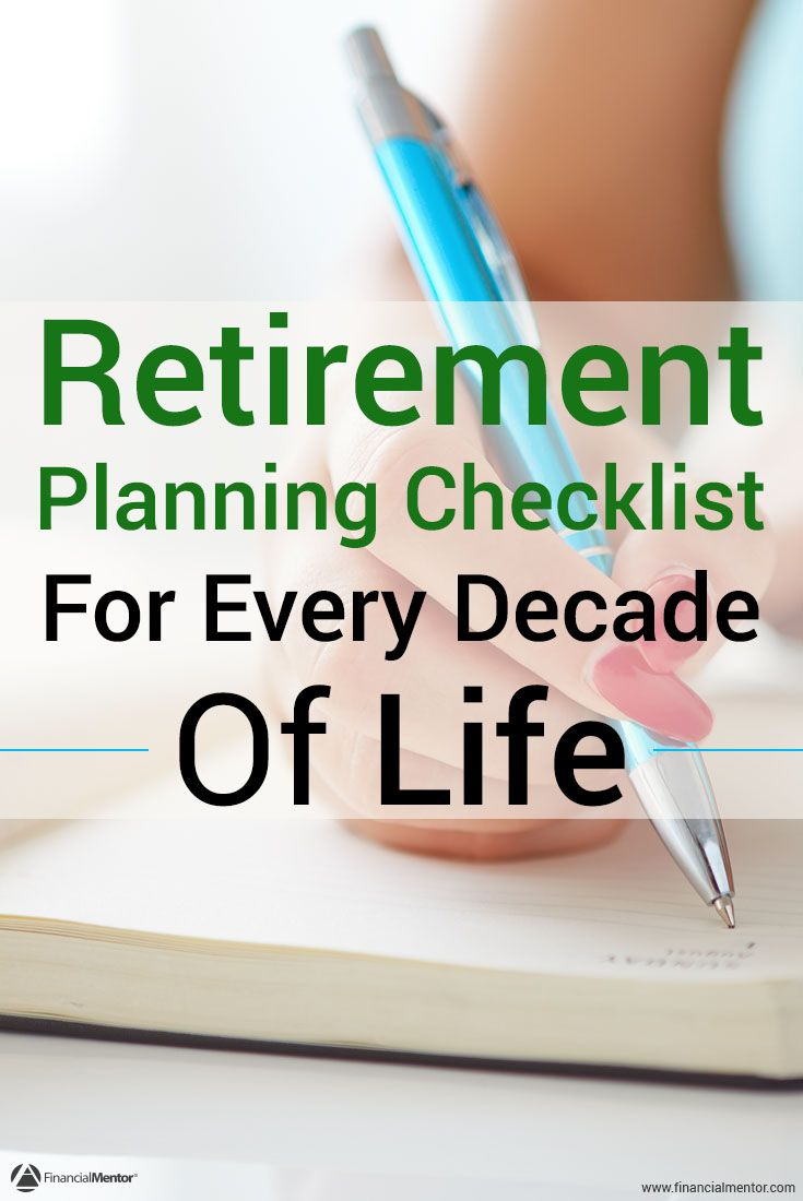 planning for retirement Planning for retirement 11 december 2017 have you been approached about a retirement scheme with tax benefits don't risk your retirement savings.