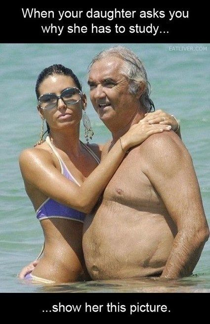 Funny Daughter Has To Study Picture Sex Old Man