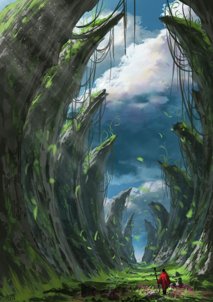 By artist Xuan Oanh Ho. | Cinema Gorgeous