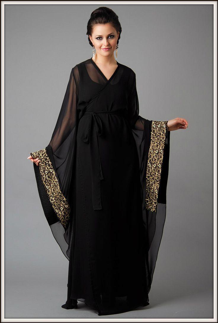 Abaya khaliji Dubai et gandoura marocaine moderne