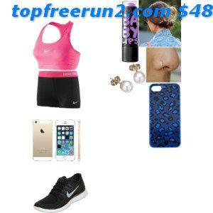 Cheap Nike FREE 5.0 V4 Women's Running Shoe rosa orange Sale UK