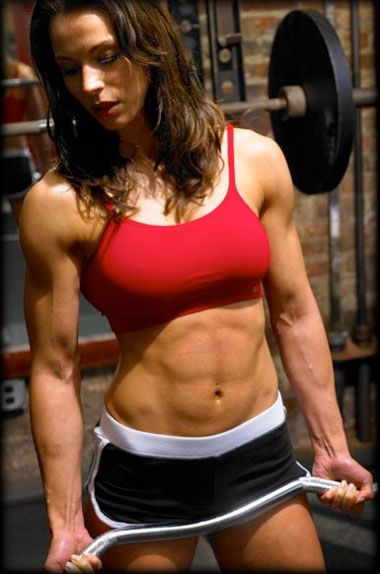 Strong Sexy Hot Muscular Fit Babes