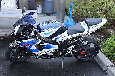 2003 Suzuki GSX-R 2003 Suzuki GSXR1000 GSXR 1000 please retweet