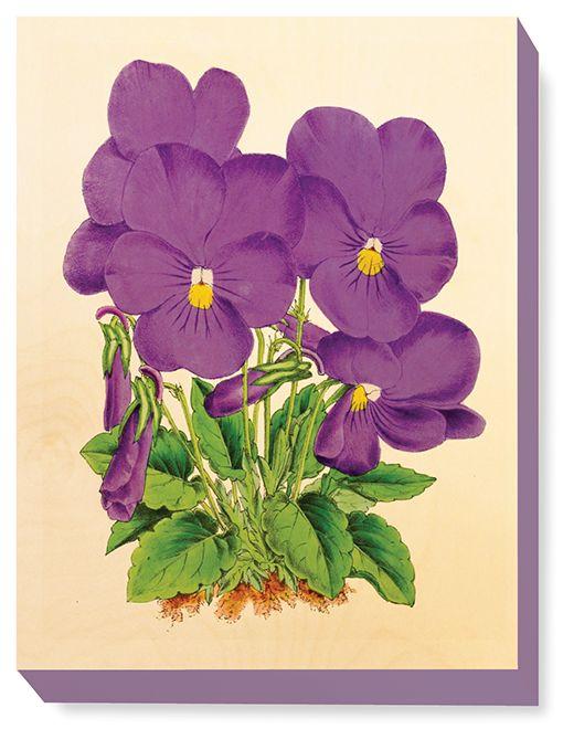 FLW 037 Vintage Flower