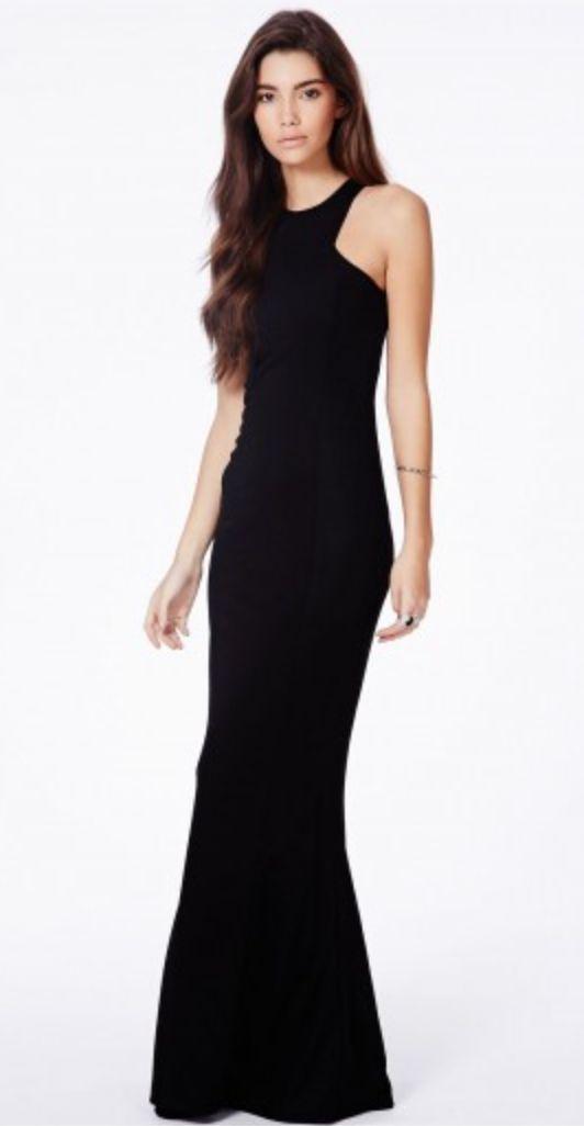 Kaisa High Neck Maxi Dress http://www.missguidedus.com/catalog/product/view/id/110060/s/kaisa-high-neck-maxi-dress/