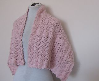 Ravelry: My Blue Jeans Shawl pattern by Knottie by Nature