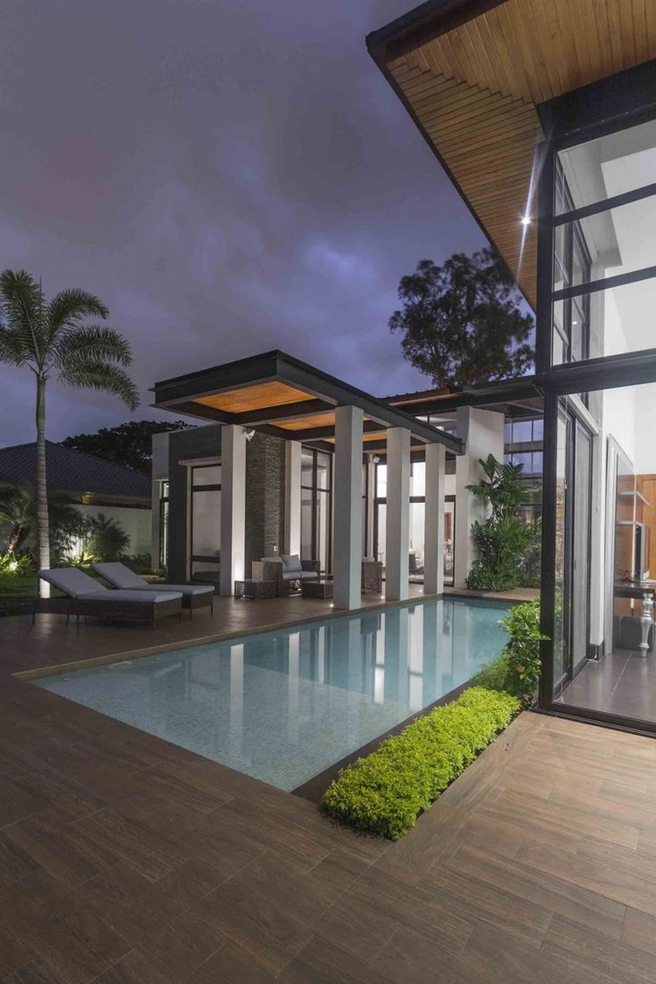 Located in Samborondon, Ecuador, Casa M is a private residence designed by Jannina Cabal & Arquitectos