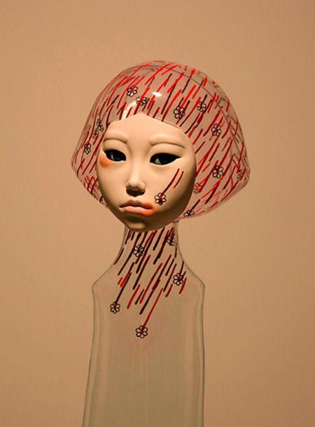 Yu Jin Young art.