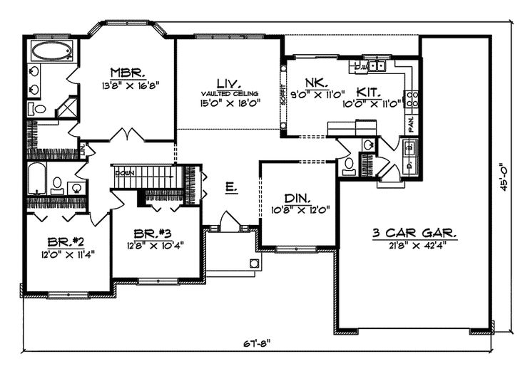 1000 images about house plans on pinterest farmhouse for House plans and more com home plans