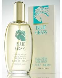 BLUE GRASS perfume by Elizabeth Arden. My mum's favourite perfume when I was growing up.