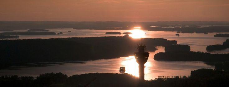 Kuopio, Puijo tower