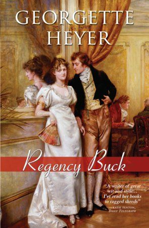 The Jane Austen Film Club: Georgette Heyer- Will the BBC or ITV take her on?