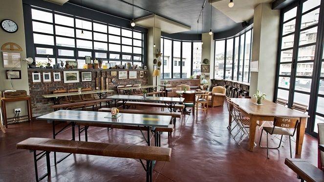 Devil's Peak Brewing Company The Taproom Bar