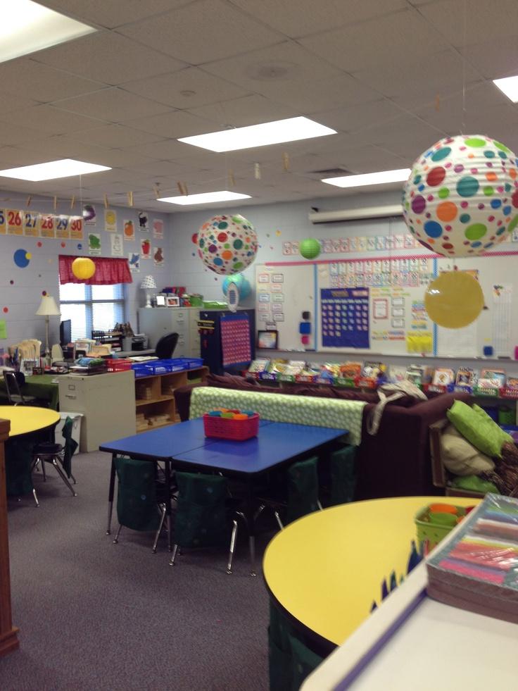 Classroom Decor Polka Dots ~ Best my classroom polks dot theme images on pinterest