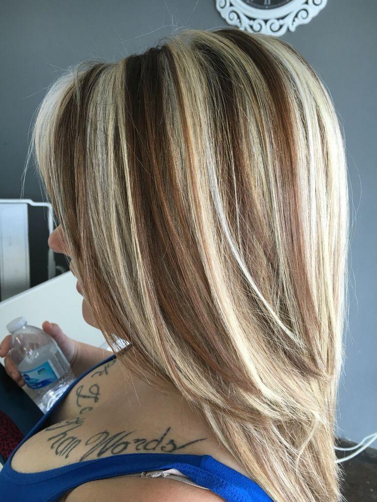 Coffee blonde :) platinum blonde with a warm coffee ...