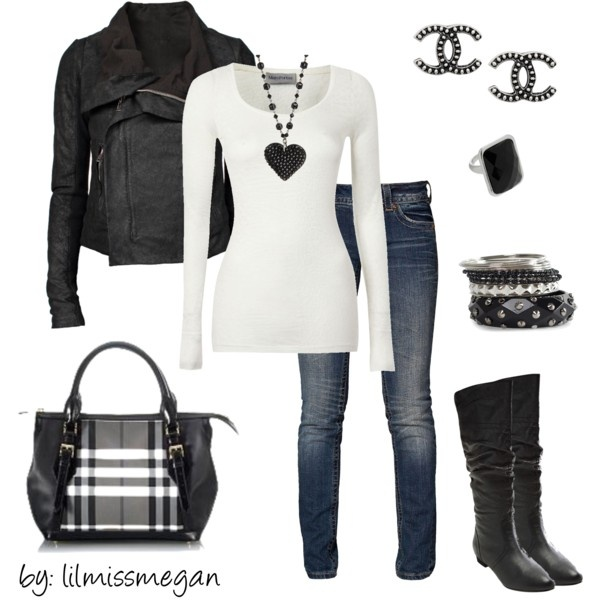 Oh.My.Gosh. This outfit is so freaking cute. LOVE the Burberry bag.