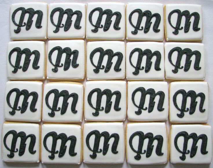 cookies with logo Studio Mleczko