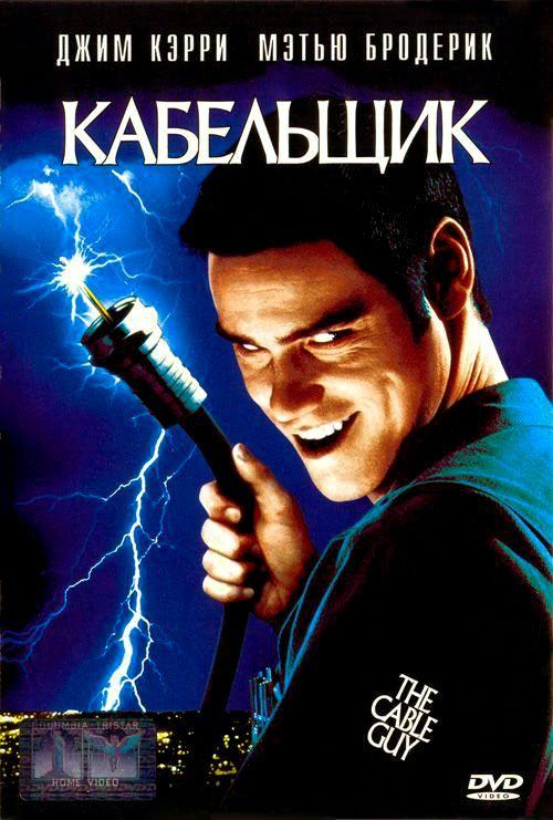 Чип Дуглас, кабельщик, — парень со странностями. Познакомившись со Стивеном Ковачем, он хочет стать его лучшим другом. Узнав Чипа поближе, Стивен понимает, что эта дружба чревата последствиями — шуточный поединок, например, перерастает в бой боксеровКабельщик / The Cable Guy (1996) - смотрите онлайн, бесплатно, без регистрации, в высоком качестве! Комедии