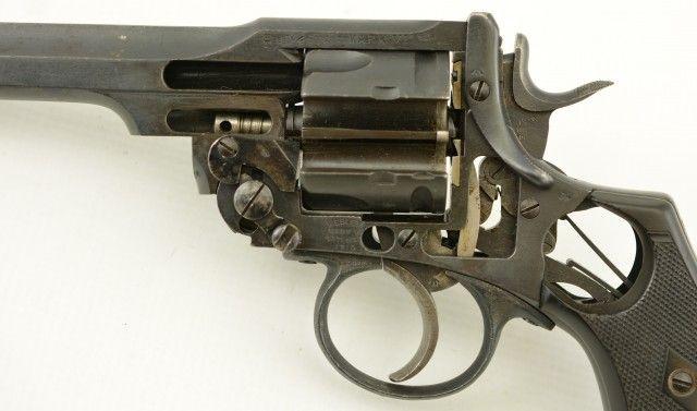 Pin On Webley Pistols Revolvers