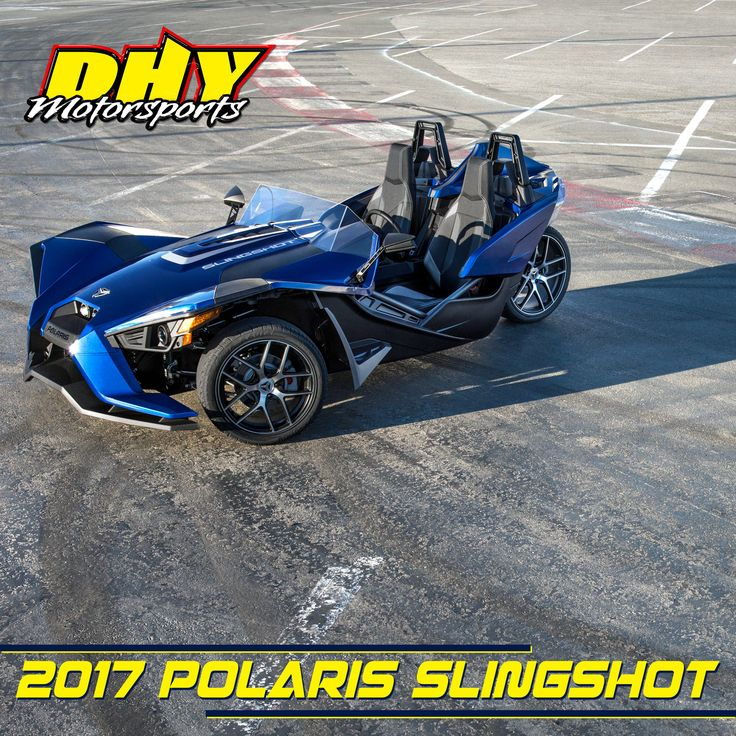 DHYMotorsports is the dealership for #Polaris #Slingshot like this 2017 #SlingshotSL in #NavyBlue Come check it out on our showroom floor!