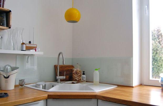 Der Spritzschutz in der Küche | HyggeLiG