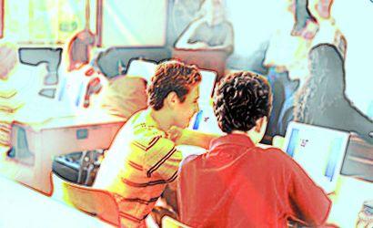 A SCUOLA DI EDUTAINMENT Apprendimento + Gioco + Multimediale = una operazione creativa e cognitiva