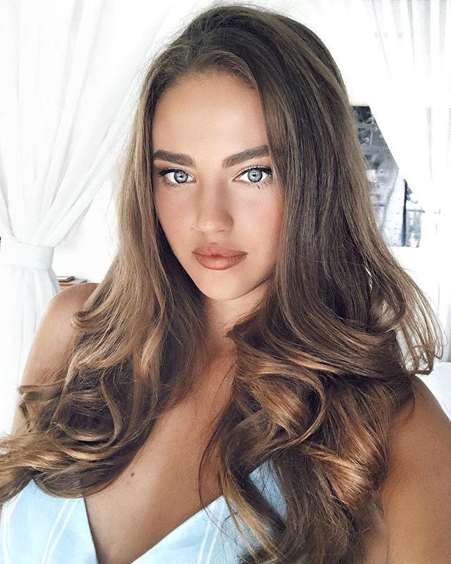 Kristina krayt ig: @kristabelkrayt | Beautiful long hair