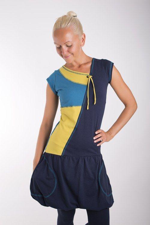 DREAMS COME TRUE... mix dress (i dlouhý rukáv) / Zboží prodejce KATY YAKSHA | Fler.cz