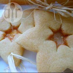 Biscottini per l'albero di Natale