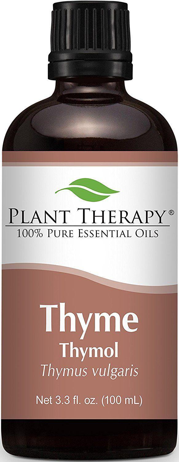 Thyme Thymol Essential Oil. 100 ml (3.3 oz). 100% Pure, Undiluted, Therapeutic Grade. *** Additional details at the pin image, click it  : lime essential oil