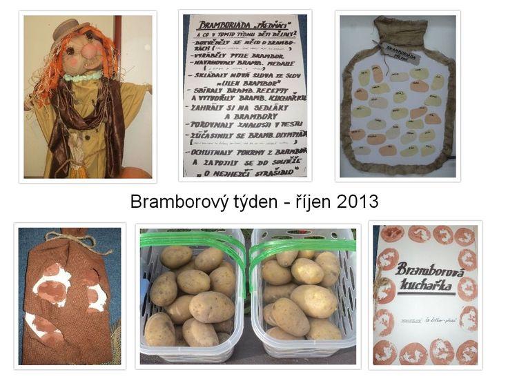 Bramborový týden - říjen 2013