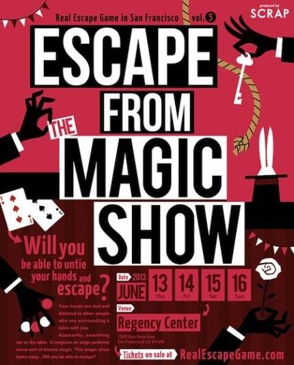14 best Real Escape images on Pinterest | Escape games, Escape ...