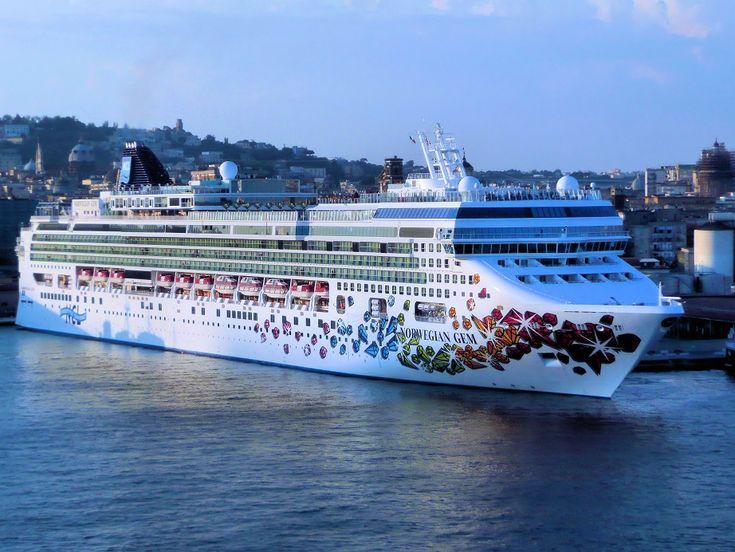 Norwegian Gem passengers stranded in Newark after 'technical malfunction'