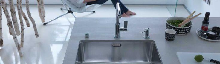 Franke Sink Stockists : Products - Franke Kitchen Sinks, Kitchen Taps, FilterFlow Taps, Cooker ...